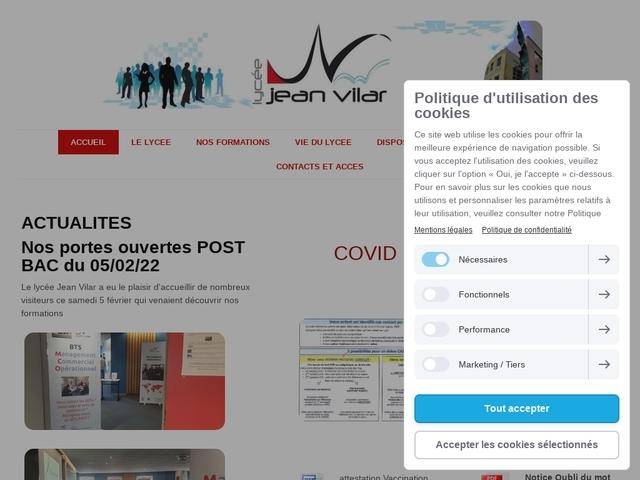 Lycée Jean Vilar (Meaux)