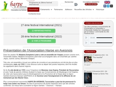 Association du Festival International Harpe en Avesnois