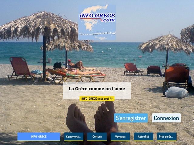 Les forums iNFO-GRECE