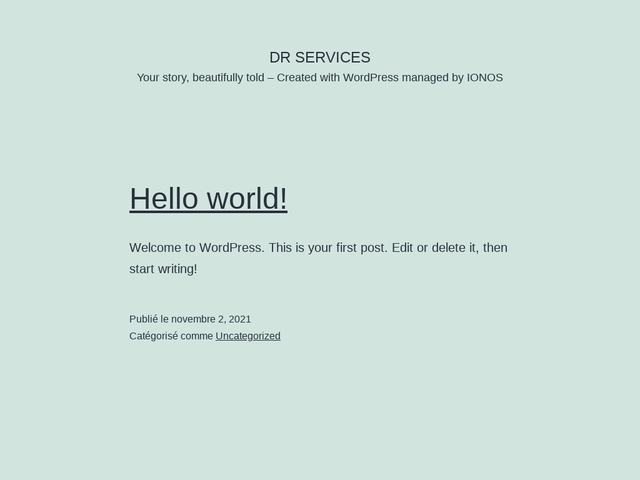HABSHEIM - DR SERVICES : secrétariat et assistance administrative