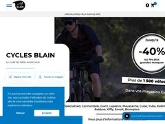 Cycles Blain