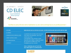 CD ELEC - Alarmes - Vidéo