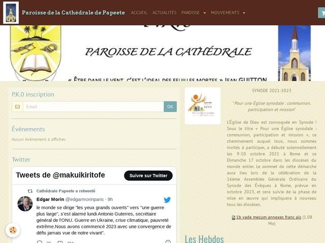 Cathédrale de Papeete