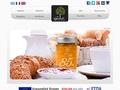 Athènes - Geodi conserverie de fruits et legumes