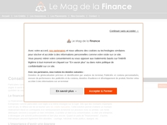 Le Mag de la Finance