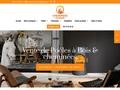 CHEMINEES CHAUX