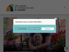 Table régionale de concertation des aînés de Lanaudière