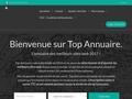 Annuaire des meilleurs sites web : Top Annuaire
