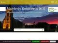 """GOUTTIÈRES  - """"UN ILOT DE TRANQUILITE AU CŒUR DES COMBRAILLES"""""""