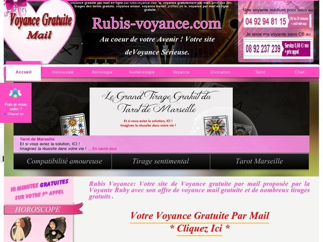 voyance gratuite Email