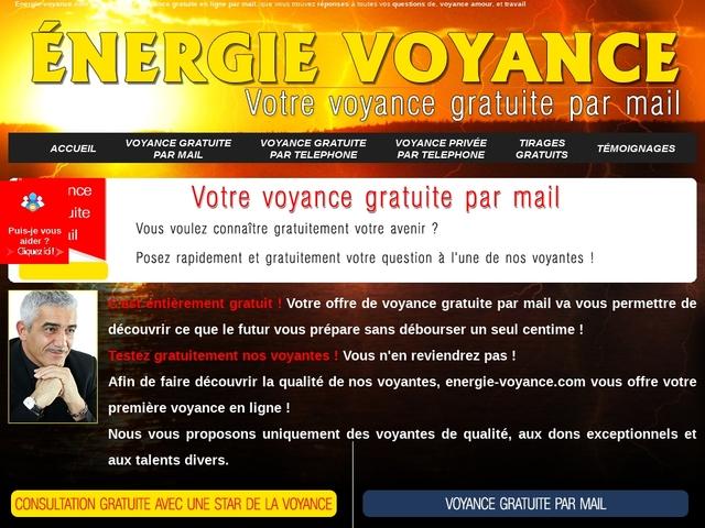 voyance gratuite en ligne par Email