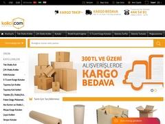 Online Koli ve Kutu Satışı