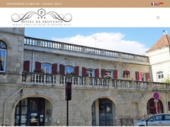 Accueil - Hôtel de Provence - Tarascon - Provence