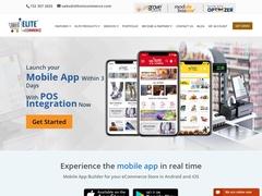 Elite mCommerce - eCommerce Mobile App Builder
