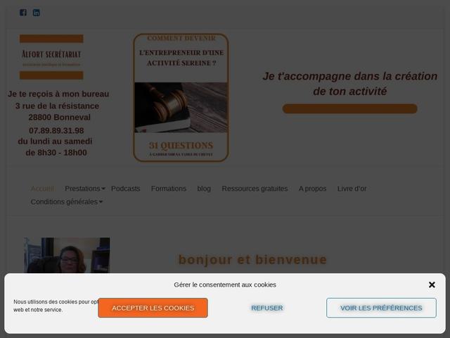 BONNEVAL - ALFORT SECRETARIAT spécialisé juridique