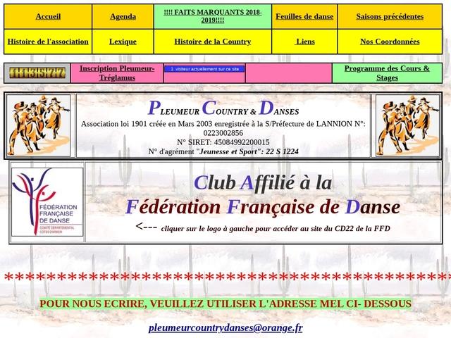 Pleumeur country et danses.