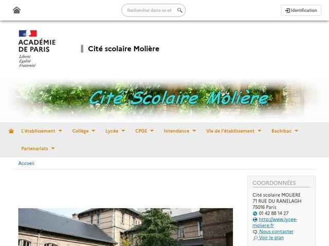 Lycée Molière (Paris, 13ème arrondissement)