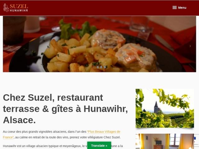 Chez Suzel Hunawihr
