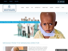 Mazumdar Shaw Medical Foundation - Transforming Healthcare