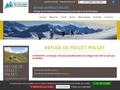 Accueil, Refuge de Peclet-Polset, Maurienne, Savoie, Alpes