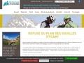 Accueil, Refuge du Plan des Gouilles, Savoie, Alpes