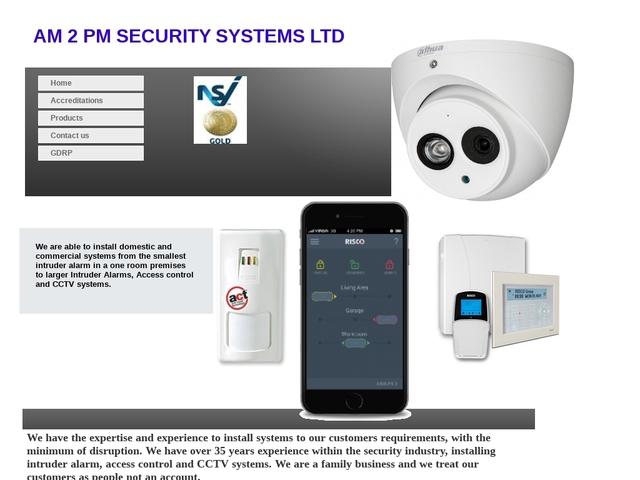 AM 2 PM Security Systems Ltd