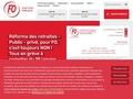 Fédération Générale des Fonctionnaires Force Ouvrière - Accueil