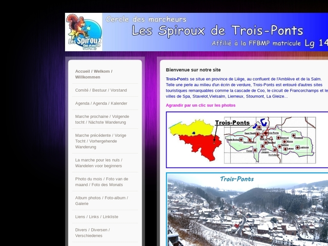 Les Spiroux de Trois-Pont