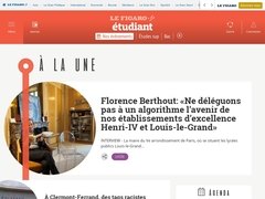 Le Figaro Etudiant : Actualité, Conseils pour bien s'orienter