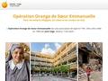 Opération orange Soeur Emmanuelle