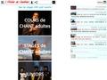 L'Atelier du Chanteur - Cours et stages de chant - Votre professeur de chant en ligne!