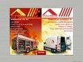Vanassche Firefighting Engineering // Matériel d'incendie, voitures de pompiers et des autres véhicules d'incendie: qualité supéperieure et fiable
