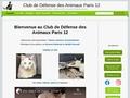 Club de Défense des Animaux Paris 12