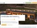 Constructeur maison ossature bois Bretagne