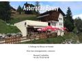 Café-Restaurant Auberge du Bleusy, ihr Nachbarn !