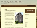 West Lodge B&B - Port Erin - Isle of Man.