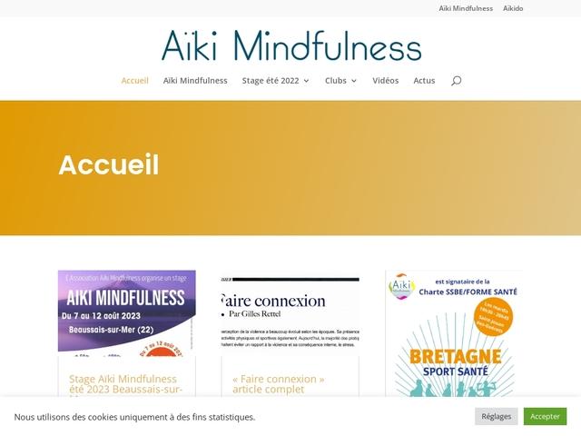 Aïki Mindfulness - Équilibre et bien-être