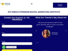 why dti is the best digital marketing institute in delhi?