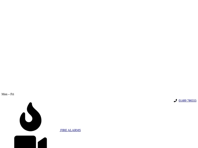 Axis Fire & Security Services