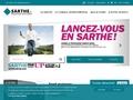 Sarthe.fr | Site du Département de la Sarthe
