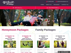 Honeymoon Packages in Kerala/ Kerala Tour Packages- Godwin Holidays