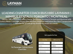 Charter Bus Toronto
