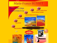 Busset Marie-france