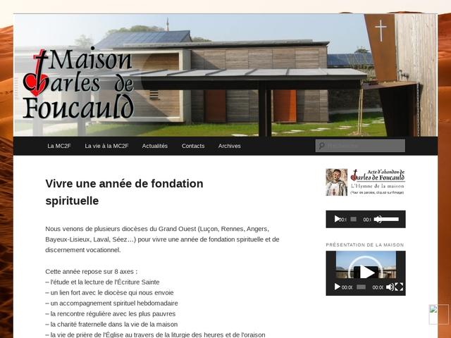 Maison Charles de Foucauld