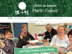Centre de femmes Marie-Dupuis