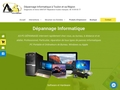 *             AS PC DEPANNAGE INFORMATIQUE 83 Var (informatique)