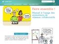 Ebook CoopTic : Animation De La Demarche Collective