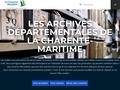 Archives départementales de la Charente-Maritime