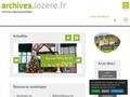 Archives départementales de la Lozère