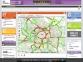 Etat du traffic en temps reel en region parisienne